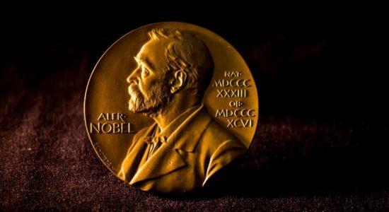 Nobel peace prize awarded to journalists Maria Ressa & Dmitry Muratov