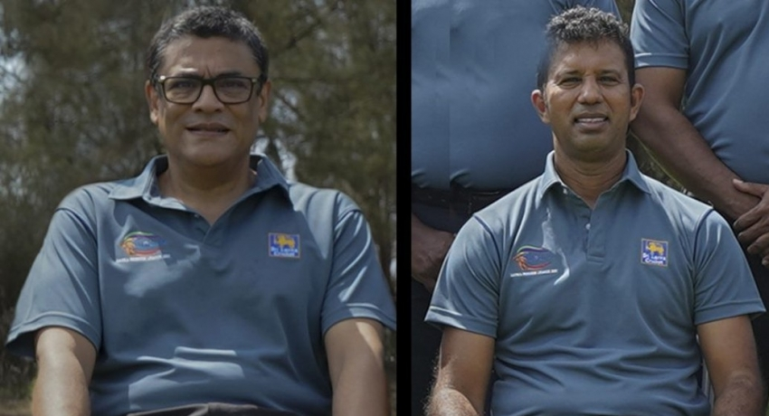 Dharmasena & Madugalle selected as referees for T20 WC