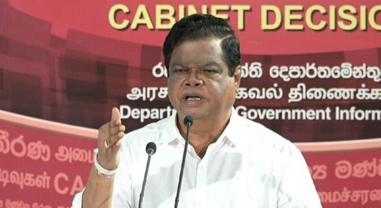 'We may face a shortage of material sourced from overseas' – Bandula
