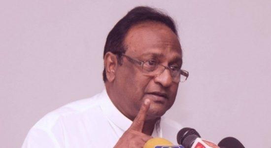 'Tough Measures' against disruptive protests, promises Min. Sarath W