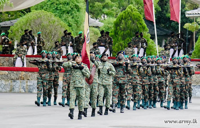 1 Corps of the Sri Lanka Army – Highly Trained and Operationally Elite