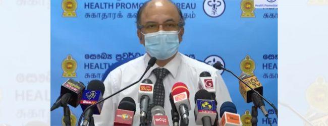 Sri Lanka's COVID fatalities increased to 13,185