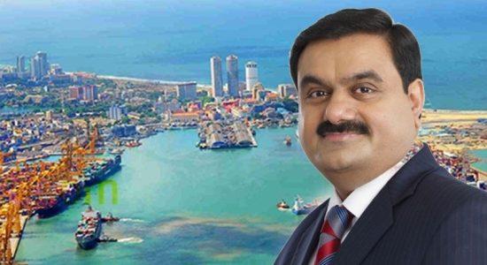 Adani exploring renewable energy investments in Sri Lanka – The Hindu