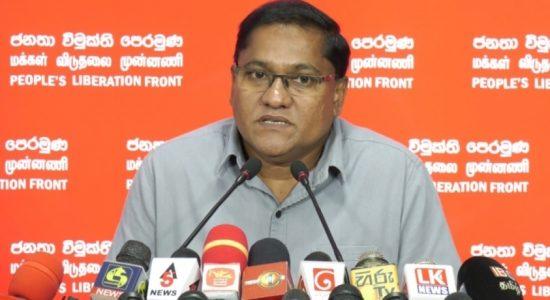 Nano-Fertilizer payment goes to private account, Vijitha makes explosive revelation