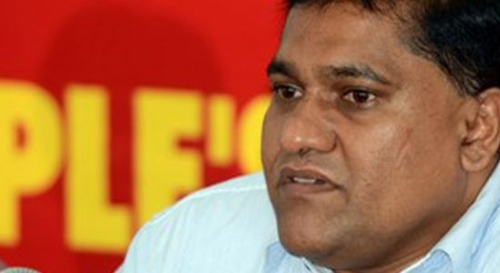 Govt. funds cannot be deposited into private accounts: Vijitha Herath
