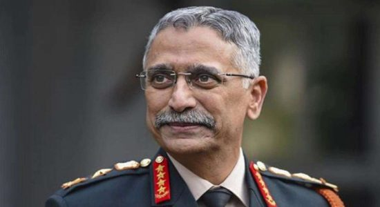Indian Army Chief to meet President, PM