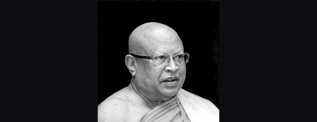 Final rites of Ven. Welamitiyawe Kusaladhamma Thero to be held with State Honors
