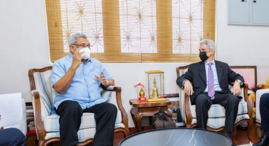 President Rajapaksa promises EU to ammend Prevention of Terrorism Act, immediately