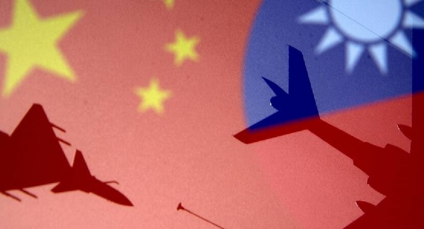 China-Taiwan military tensions 'worst in 40 years'