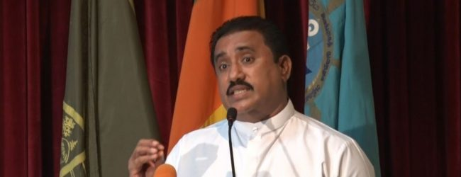 Not an inch of land will be sold: Rohitha