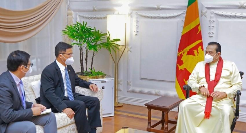PM appreciates China's support to revive the economy