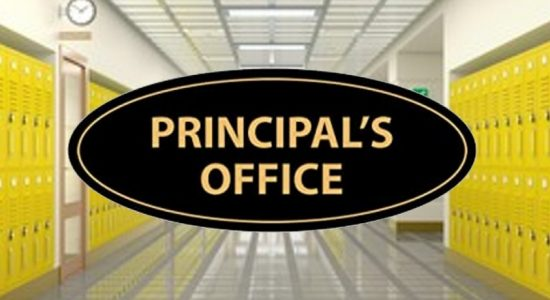 Replacements for Principals not at school on 21st Oct.