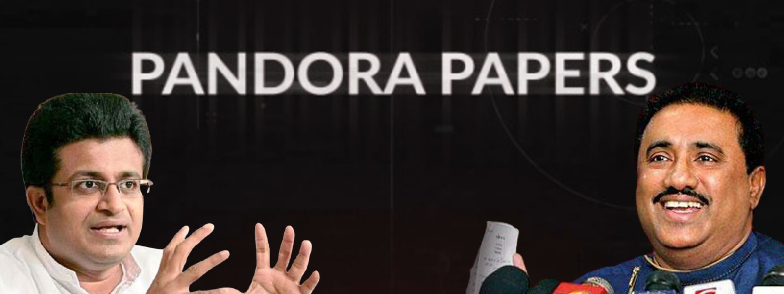 Sri Lanka Govt Ministers scramble to answer Pandora Papers allegations