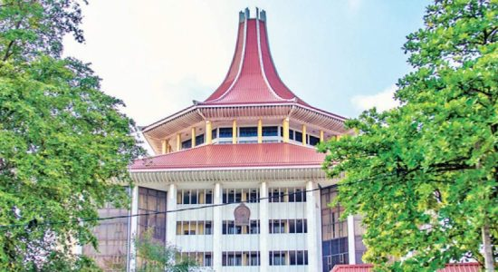 Cardinal & Ven. Elle Gunawansa Thero go to courts against Yugadanavi LNG deal