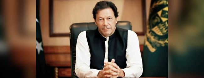 US 'sooner or later' must recognize Taliban: Pakistan PM Khan