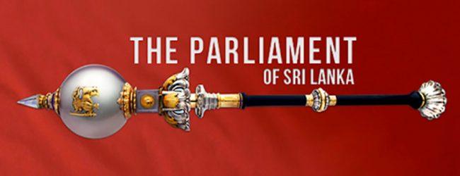 Nov. 08 declared as special Parliament day