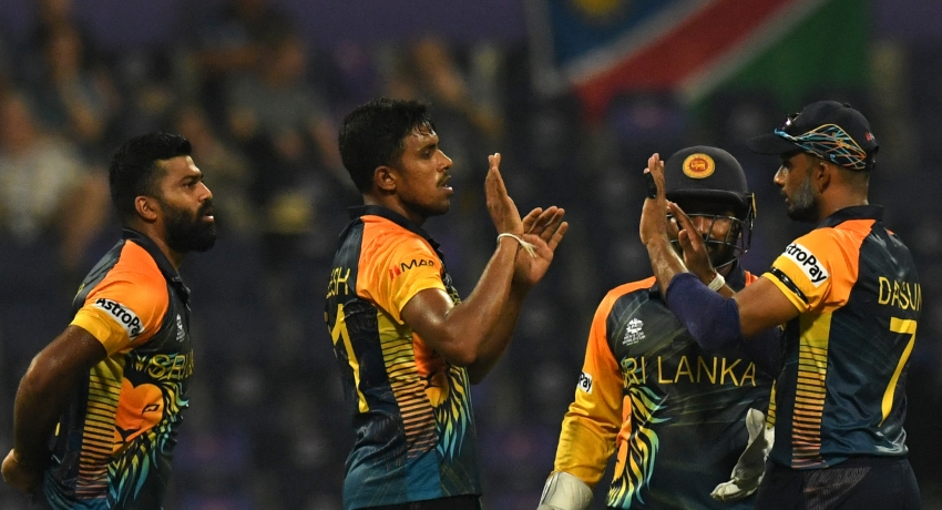 ICC T20 World Cup: Sri Lanka over-power Namibia for a 7 wicket win