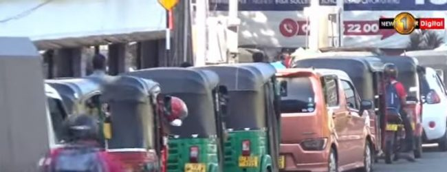 Long queues at filling stations despite Minister's assurance