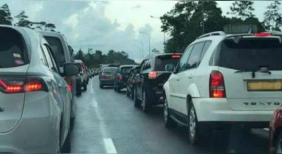 Alternate traffic routes introduced due to New Kelani Bridge construction