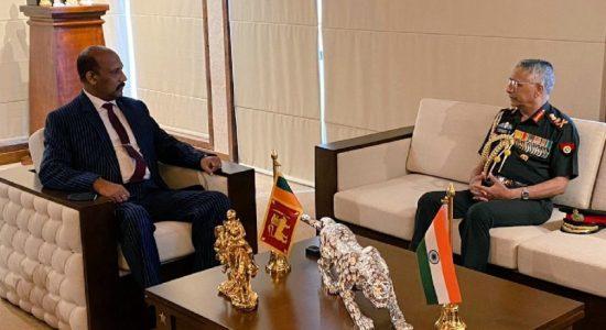 India, Sri Lanka to deepen defence ties