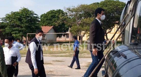 Adani Group delegation in Mannar – Exclusive Images