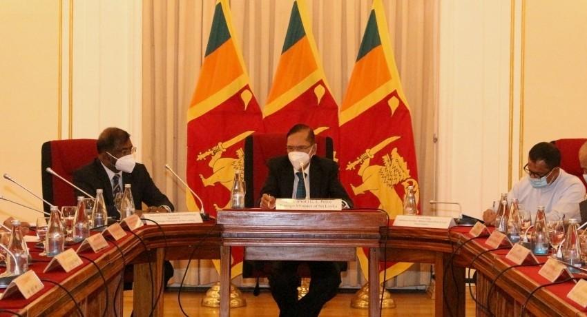 GSP plus is vital for the Sri Lankan economy, GL tells Diplomatic Community