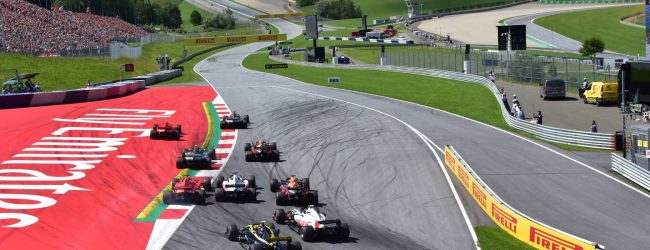 F1 track for Hambantota ?