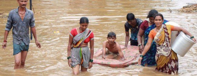 Eight dead, 12 missing after Kerala floods