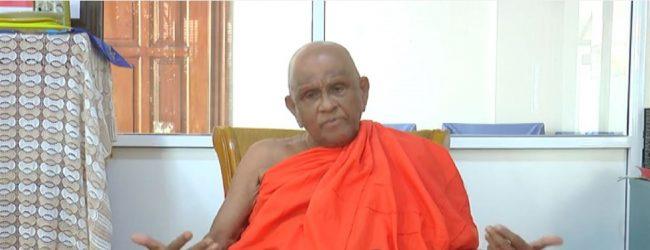 Commence teaching, Ven. Murutthettuwe Ananda Thero requests