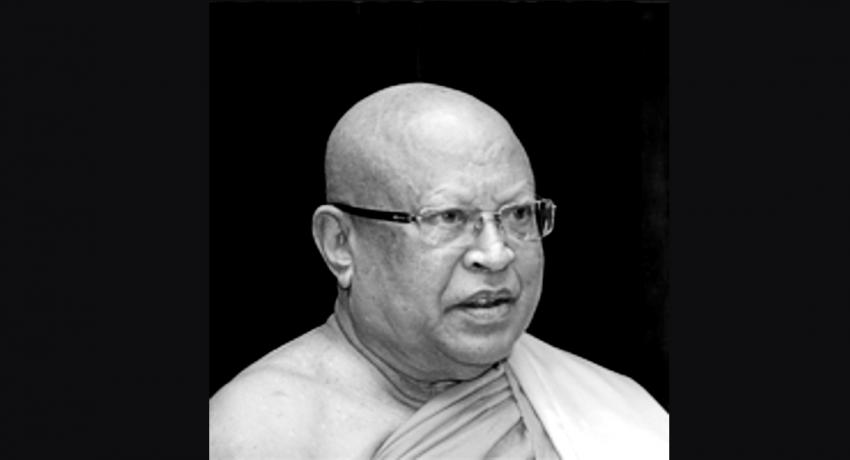Kelaniya Chancellor Ven. Dr. Welamitiyawe Kusaladhamma Thero passes away