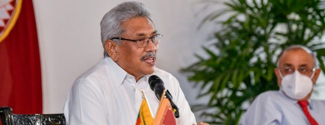 Sri Lanka will abide with international Human Rights Norms, President tells EU