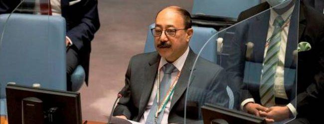 Indian Foreign Secretary arrives in Sri Lanka