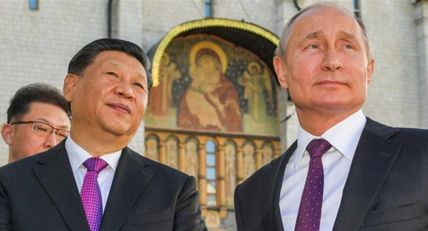 Russia and China hold first joint patrols in the Pacific