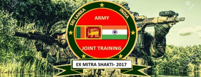 (VIDEO) Final Demonstration of Exercise 'Mitra Shakthi'