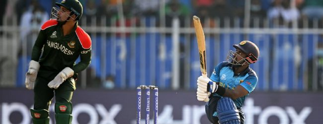 ICC T20 World Cup: Sri Lanka start Super 12s Campaign with 5 wicket win over Bangladesh