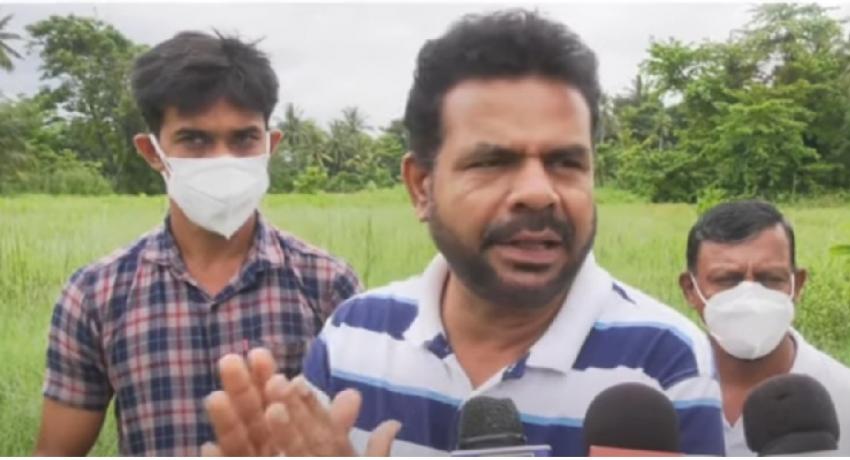 Govt damaged Agri Sector : Activist