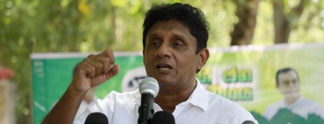Sri Lanka's sovereignty cannot be threatened : Sajith