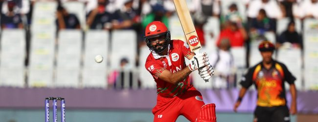 ICC T20 World Cup : Oman beat Papua New Guinea by 10 wickets in opening game