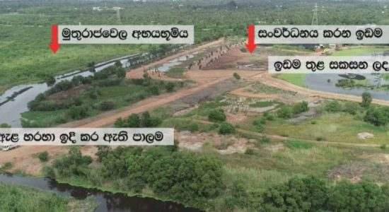 Muthurajawela Wetlands Project suspended pending inquiry, following News 1st Expose'