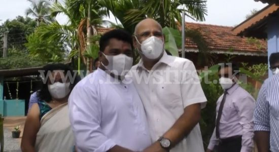 LTTE's KP opens orphanage with State Minister, denies he was given LTTE assets