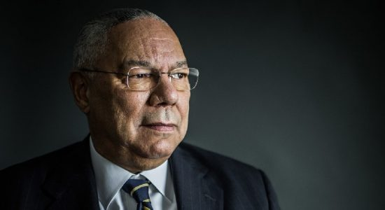 Colin Powell, former US secretary of state, dies after complications from Covid-19