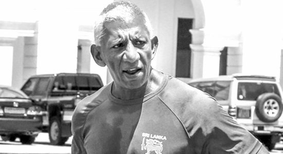 Rugby Legend Chandrishan passed away