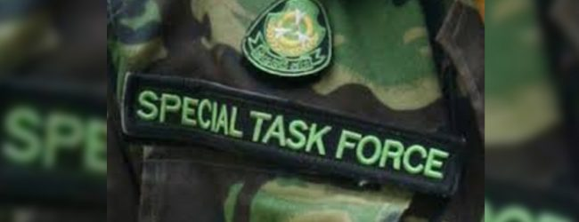 STF uncovers 1,529 T-56 bullets
