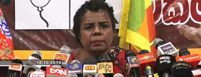 Appropriation Bill: Funds for health & education not sufficient – Dr. Ajantha