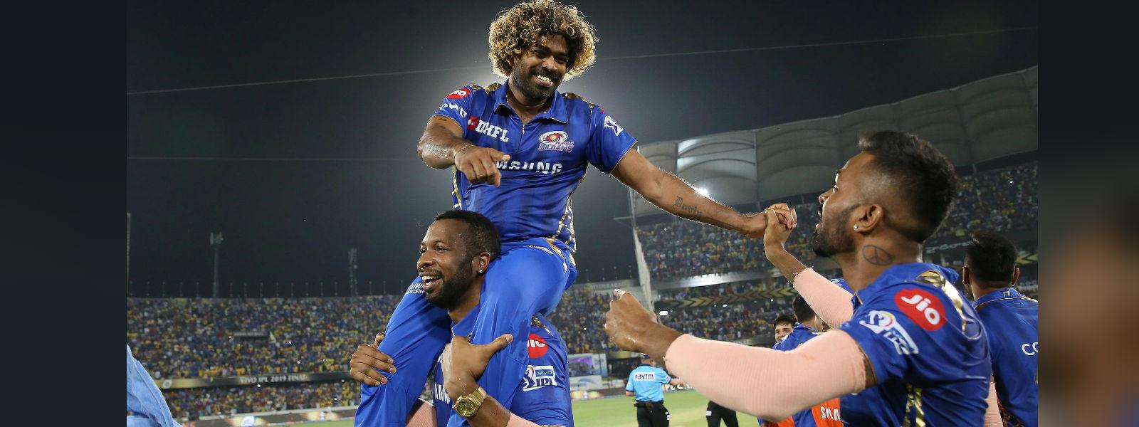 මුම්බායි ඉන්දියන්ස් සිව්වන වරටත් IPL කිරුළ දිනාගනී