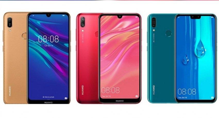 නවතම Huawei Y Series ළඟදීම ශ්රී ලංකාවට