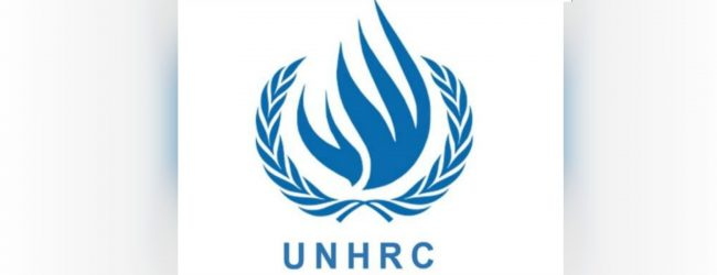 ශ්රී ලංකාව UNHRC 30/01 යෝජනාවෙන් ඉවත් වීමට තීරණය කරයි