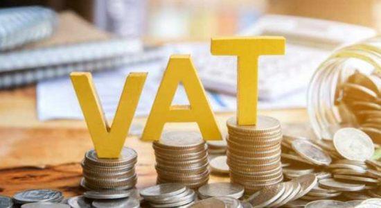 පෙබරවාරි සහ මාර්තු මාසයේ සඳහා VAT බදු ගෙවීම අප්රේල් 30 වැනි දා තෙක් දීර්ඝ කෙරේ