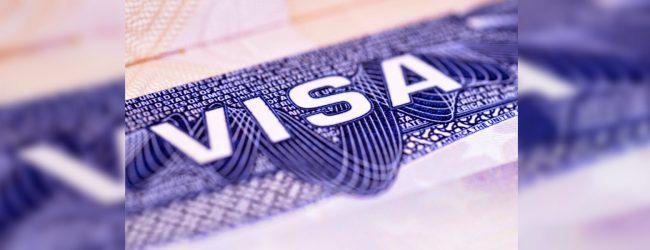 මෙරට සිටින විදේශිකයින්ගේ Visa කාලය දින 30 කින් දීර්ඝ කෙරේ