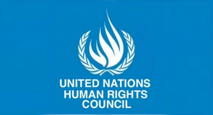 ශ්රී ලංකාව සම්බන්ධයෙන් සකස් කළ නව යෝජනාව UNHRC වෙත ඉදිරිපත් කරන සැසිය ඇරඹේ..